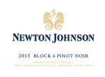 Newton Johnson Block 6 Pinot Noir 2015 - Einzellage